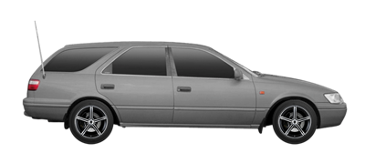 Toyota Camry Vienta Tyre Reviews