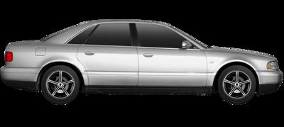 2000 Audi S8