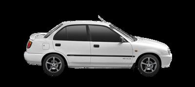 2000 Daihatsu Charade