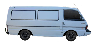 2000 Ford Econovan