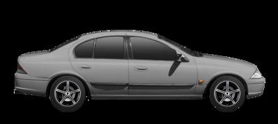 2000 Ford LTD
