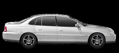 2000 Holden Caprice