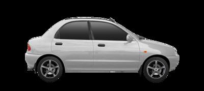 2000 Mazda 121