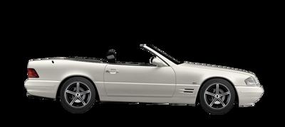 2000 Mercedes-Benz SL-Class