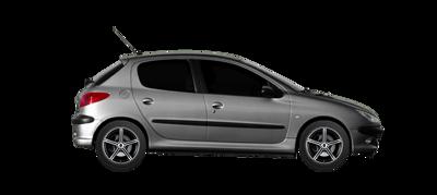 2000 Peugeot 206