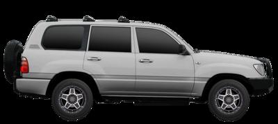 2000 Toyota LandCruiser