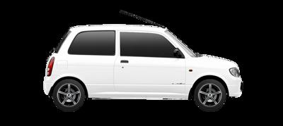 2001 Daihatsu Cuore