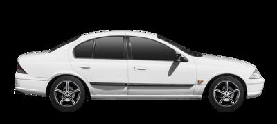 2001 Ford LTD