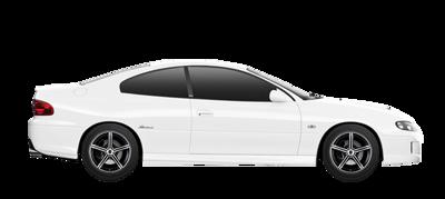 2001 HSV Coupe