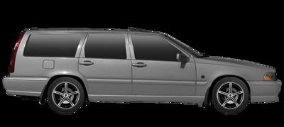 2001 Volvo C70