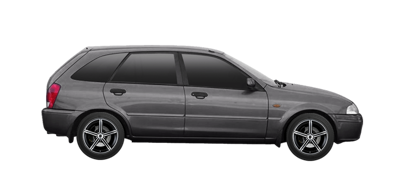 Ford Laser Tyre Reviews