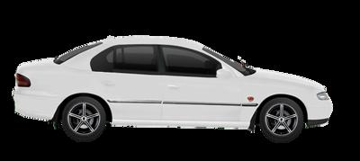 2002 Holden Calais