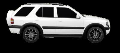 2002 Holden Frontera