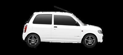 2003 Daihatsu Charade
