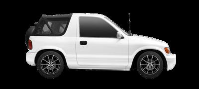 2003 Kia Sportage