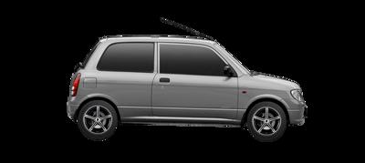 2004 Daihatsu Charade