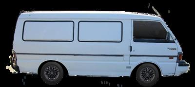 2004 Ford Econovan
