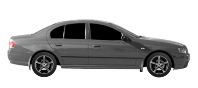 2004 Ford Fairmont