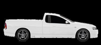2004 Ford Falcon Ute