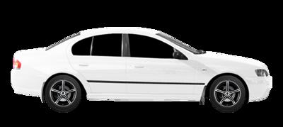 2004 Ford LTD