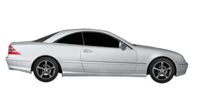 2004 Mercedes-Benz CL-Class