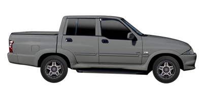 2004 Ssangyong Musso