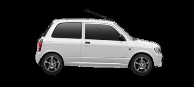2005 Daihatsu Charade