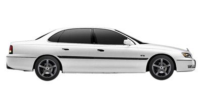 2005 Holden Caprice