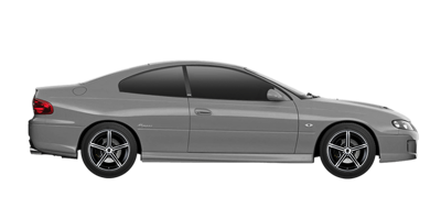 2005 HSV Coupe