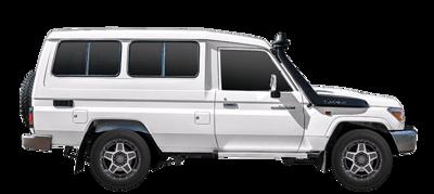 2005 Toyota LandCruiser