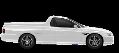 2006 Holden Ute