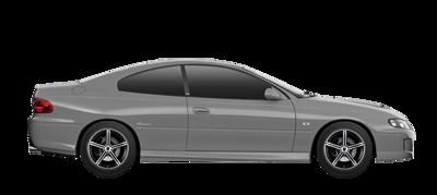 2006 HSV Coupe