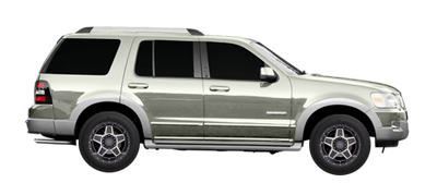 Ford Explorer Tyre Reviews