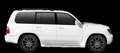 2007 Lexus LX