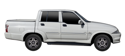 Ssangyong Musso Tyre Reviews