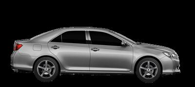 2007 Toyota Aurion TRD