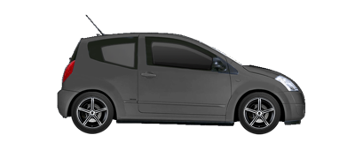 Citroen C2 Tyre Reviews
