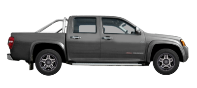 2008 Holden Colorado