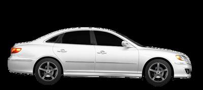 2008 Hyundai Grandeur
