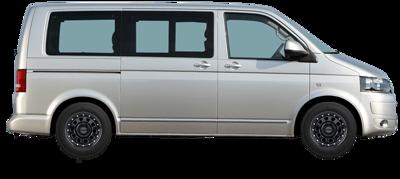 2008 Volkswagen Multivan