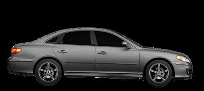 2009 Hyundai Grandeur