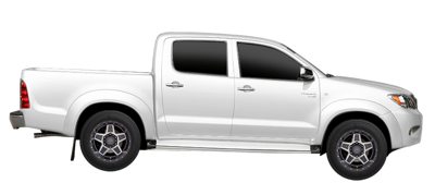 Toyota HiLux TRD Tyre Reviews