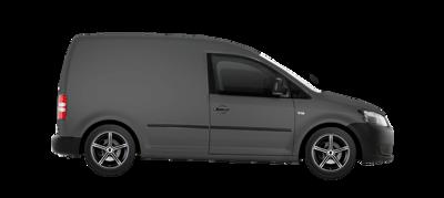 2009 Volkswagen Caddy Van