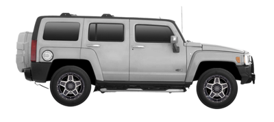Hummer H3 Tyre Reviews