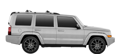 Jeep Commander Tyre Reviews