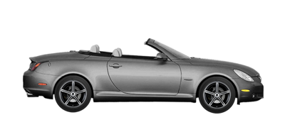 Lexus SC Tyre Reviews