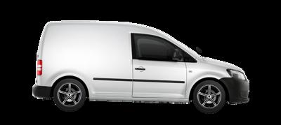 2010 Volkswagen Caddy Van