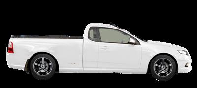 2011 Ford Falcon Ute