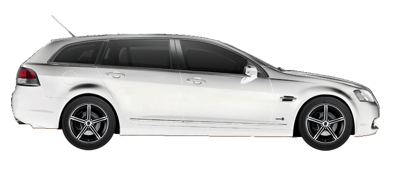 2011 Holden Sportwagon