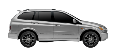 Ssangyong Kyron Tyre Reviews